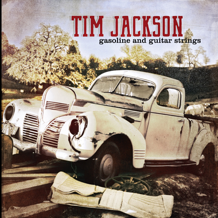 Picture of CD cover for Tim Jackson's